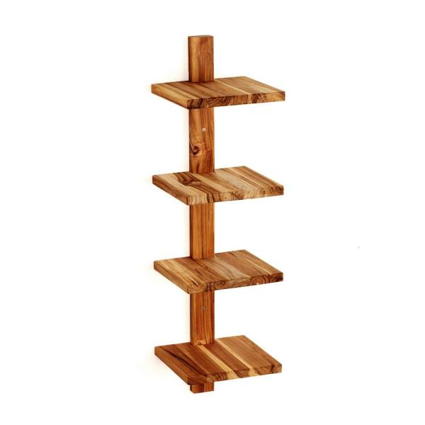 Design Ideas Takara Column Shelf 8 in. x 8.5 in. x