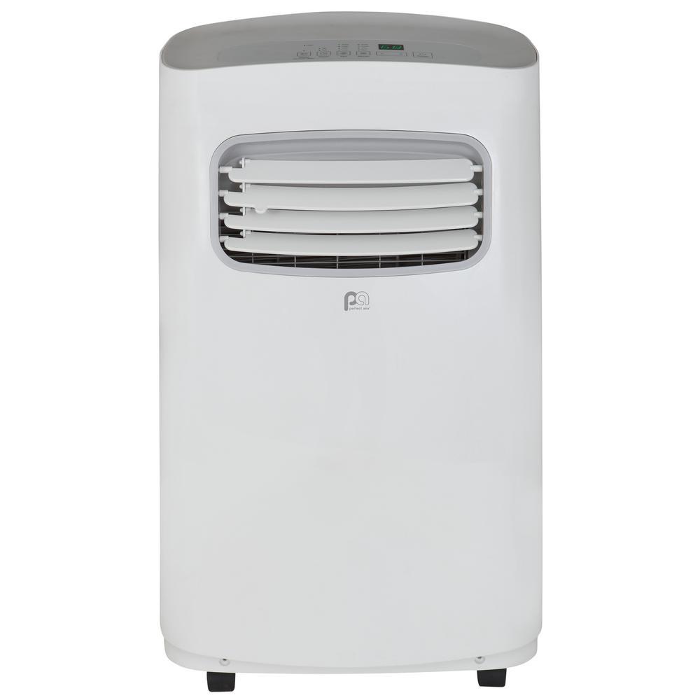 Perfect Aire 14000 BTU (140000 BTU (DOE) Portable Air Conditioner in White
