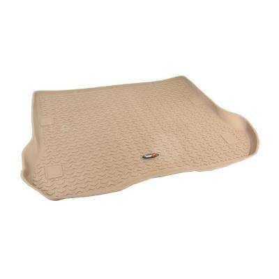 Cargo Liner Tan 2005-2010 Jeep Gr and Cherokee WK