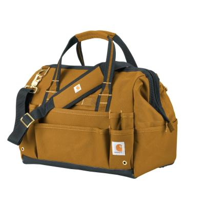 Legacy 16 in. Brown Tool Bag