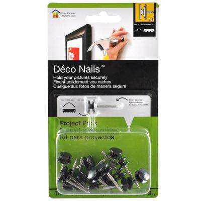 18-Piece Large Head Deco Nails Project Pack