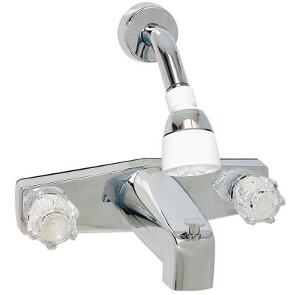 "R4763 Phoenix Faucet PF223461 4/"" Nickel Tub Diverter Faucet with D-spud"