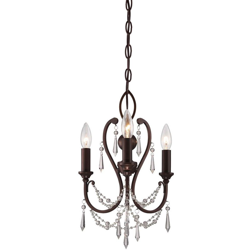 Minka lavery 3 light vintage bronze mini chandelier 3138 284 the minka lavery 3 light vintage bronze mini chandelier arubaitofo Choice Image
