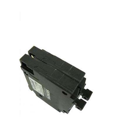 New 15 Amp/15 Amp 1 in. 1-Pole Type QT Twin Replacement Circuit Breaker