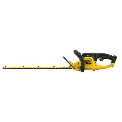 22 in. 20-Volt MAX Lithium-Ion Cordless Hedge Trimmer - Battery and Charger Not Included