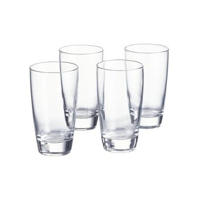 Egerton 15 oz. Glass Tumblers (Set of 4)