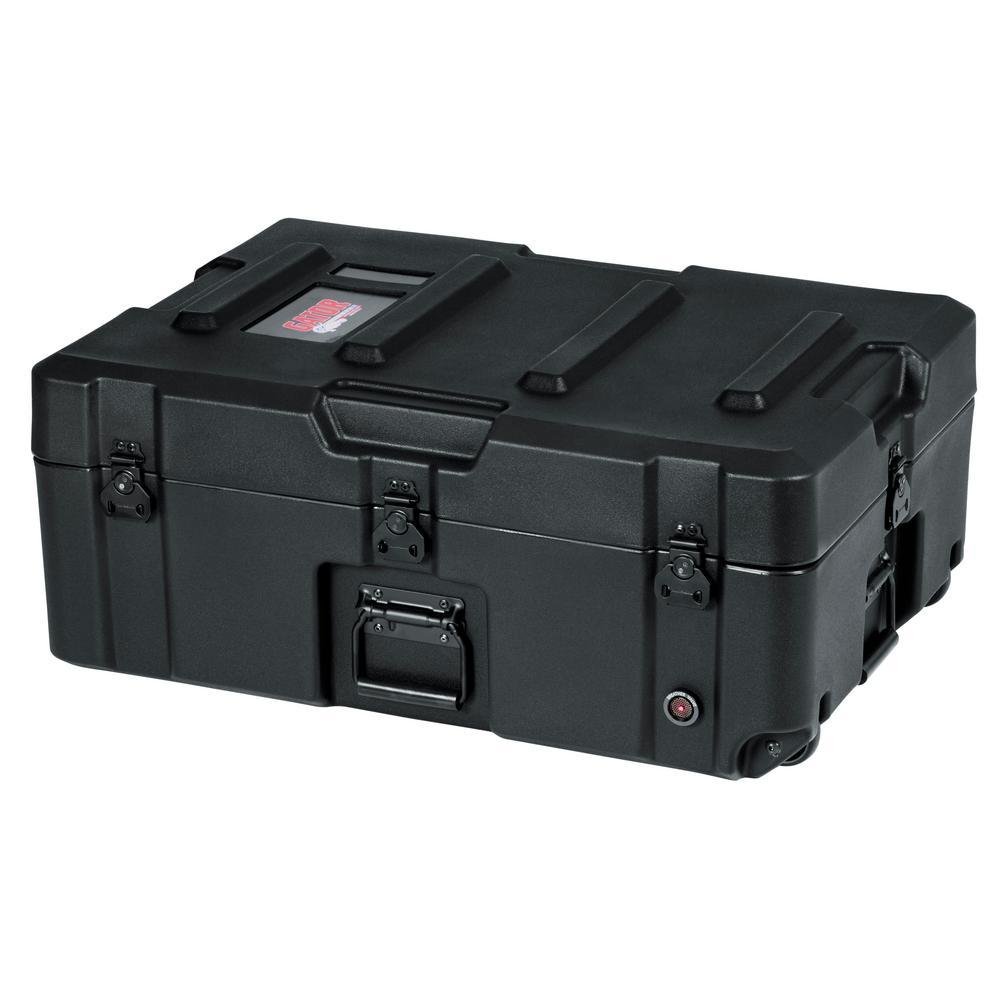 Gator Cases 28 in. ATA Roto-Molded Tool Case in Black