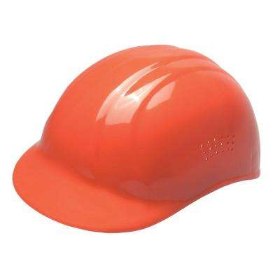 4-Point Plastic Suspension Pin-Lock 67 Bump Cap in Orange
