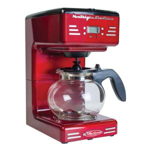 Nostalgia 12-Cup Coffee Maker by Nostalgia