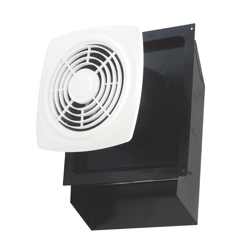 High Performance White 180 Cfm 6 5 Sone Wall Bath Fan