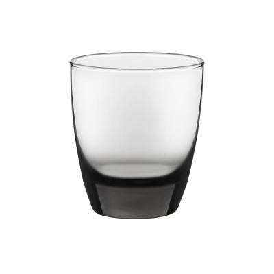 Classic Smoke 13 oz. Rocks Glass Set (12-Pack)