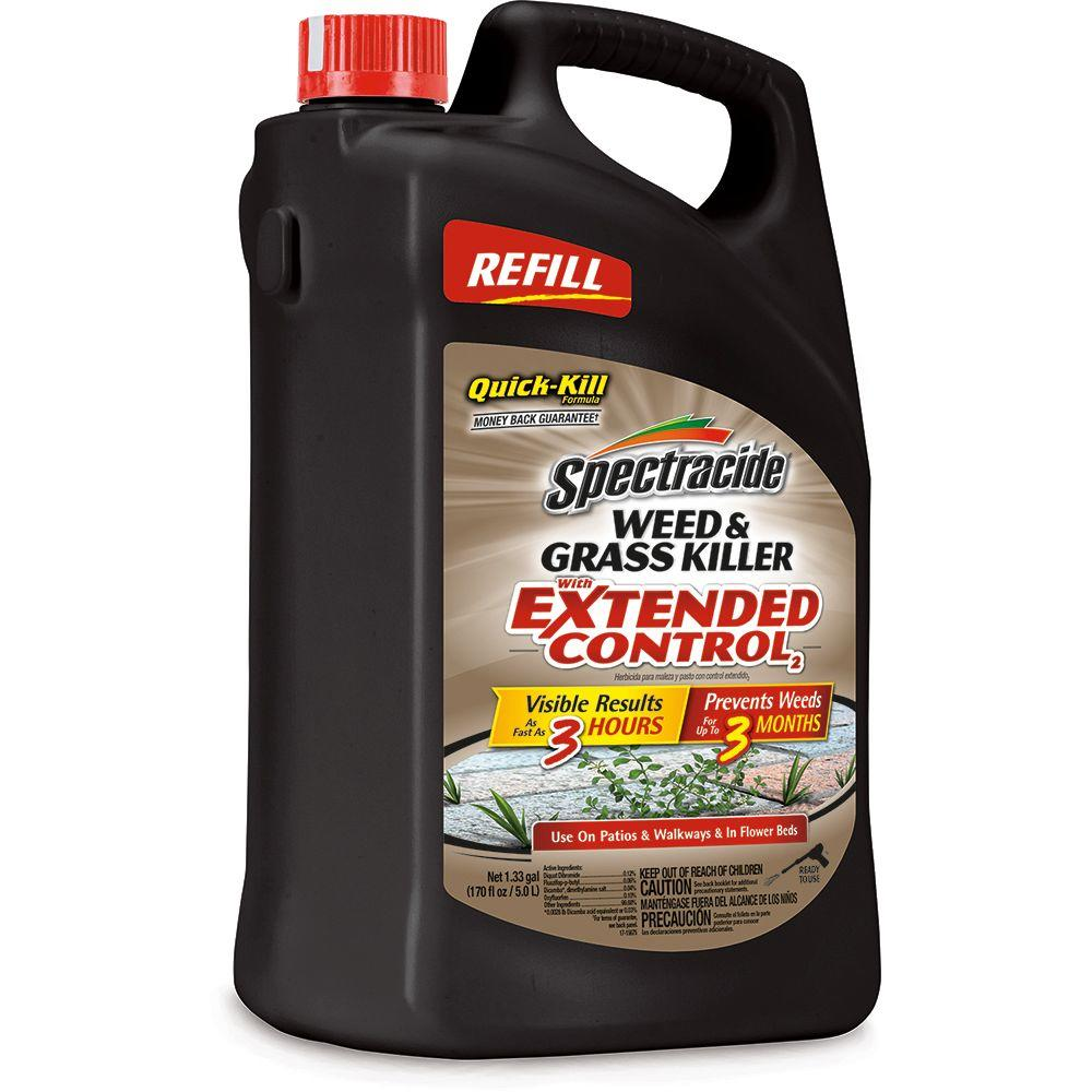 spectracide weed and grass killer 1 3 gal extended. Black Bedroom Furniture Sets. Home Design Ideas