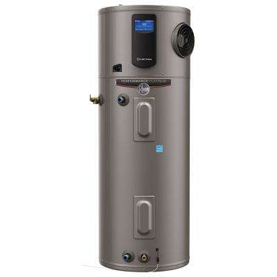Performance Platinum 50 gal. 10-Year Hybrid High Efficiency Smart Tank Electric Water Heater
