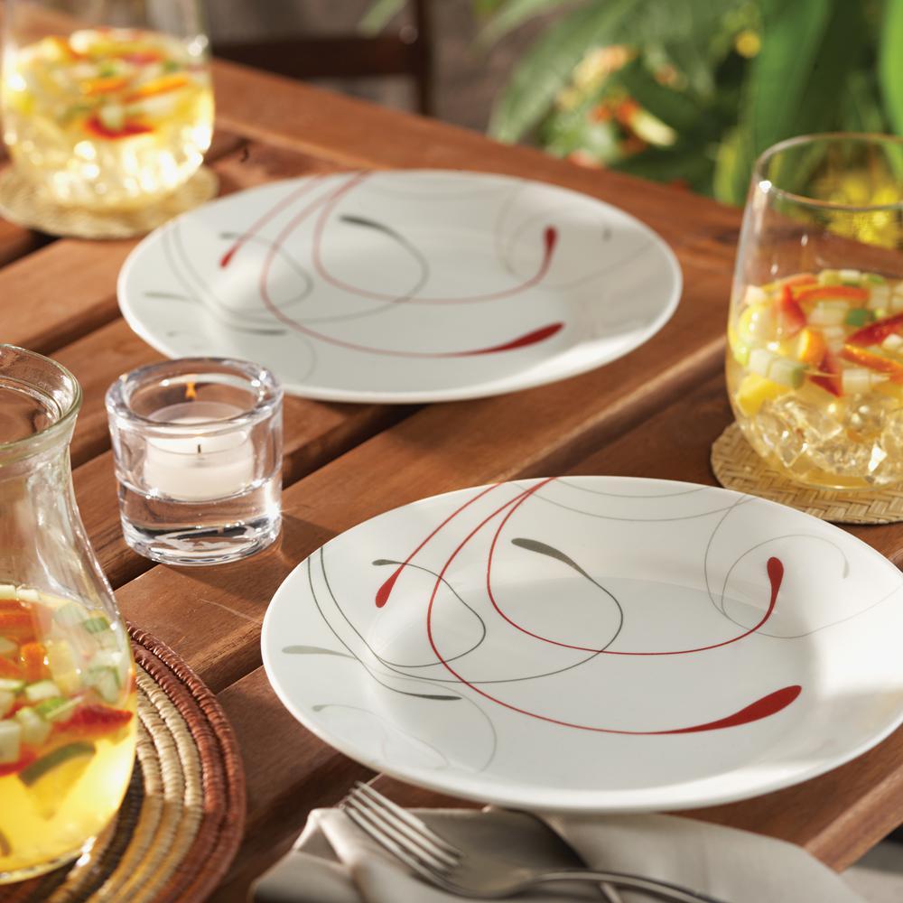 Corelle Studio 16-Piece Splendor Dinnerware Set