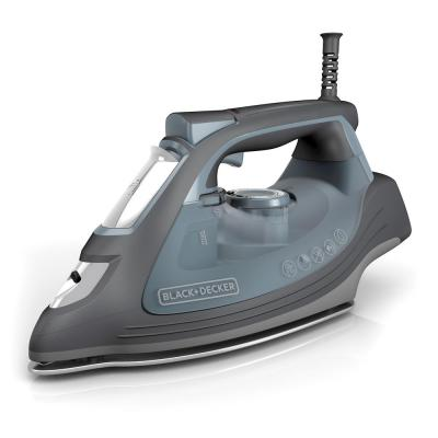 Advanced Steam Iron with Maximum Durability and Pivoting Cord