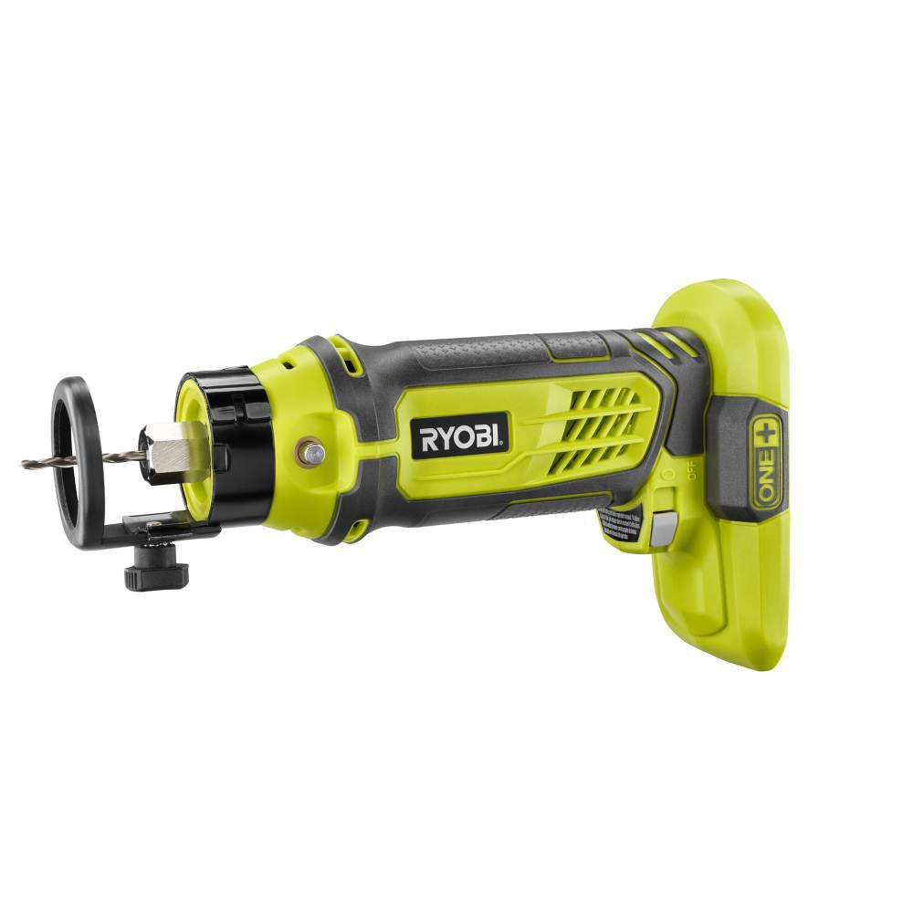 ryobi 18 volt one speed saw rotary cutter tool only p531 the home depot. Black Bedroom Furniture Sets. Home Design Ideas