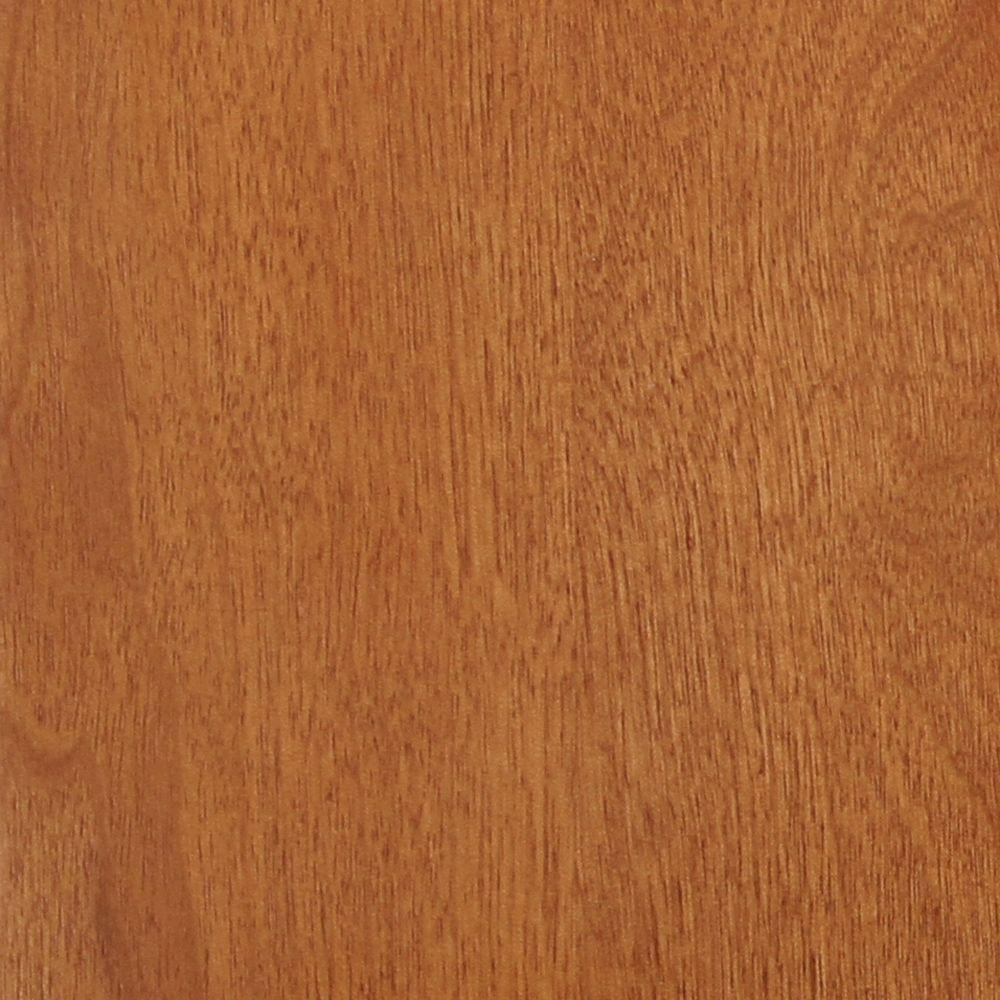 Foremost Exhibit 4 in. x 4 in. Wood Sample in Rich Cinnamon-DISCONTINUED