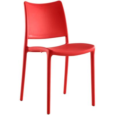 Hipster Red Dining Side Chair
