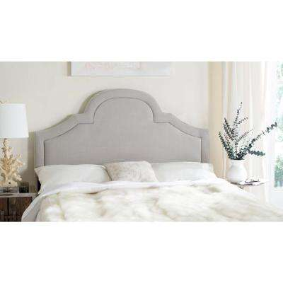 Kerstin Arctic Gray King Headboard