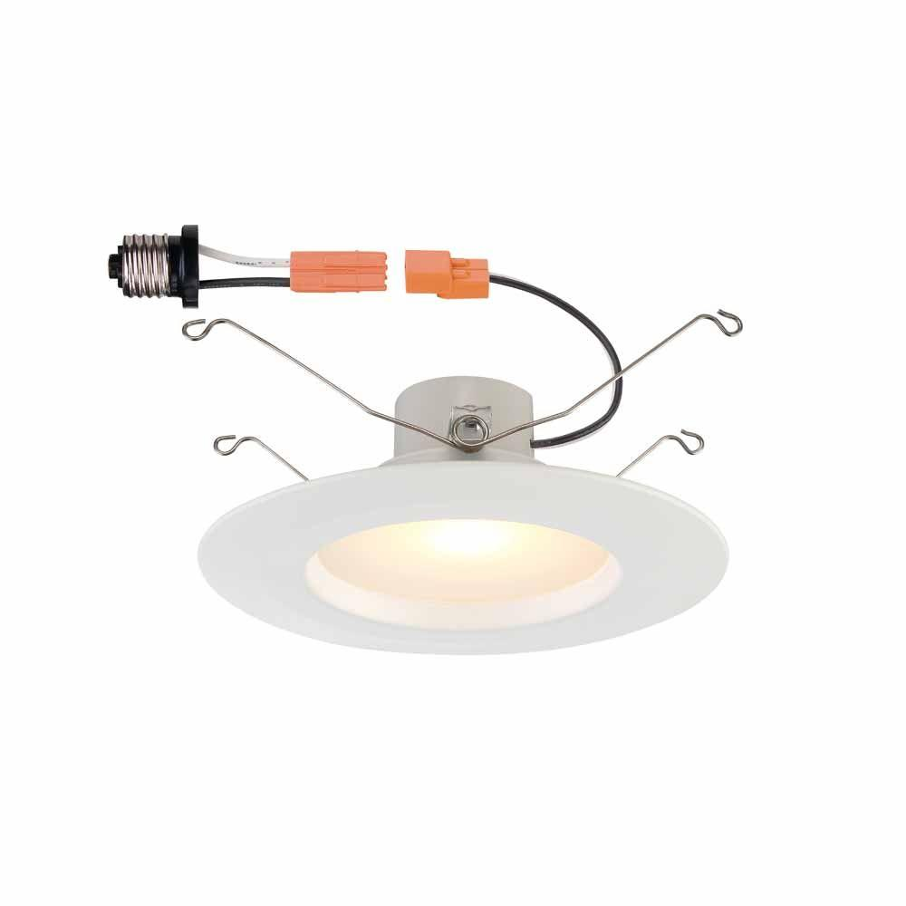 Recessed Lighting Trims - Recessed Lighting - The Home Depot