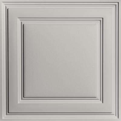 Oxford Stone 2 ft. x 2 ft. Lay-in Ceiling Panel (Case of 6)