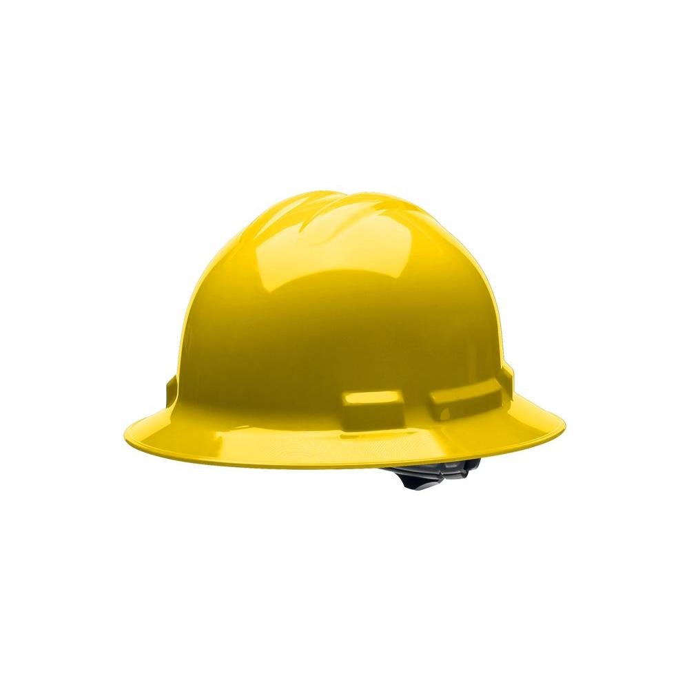 Duo Safety Hard Hat 4-Point Rachet Suspension