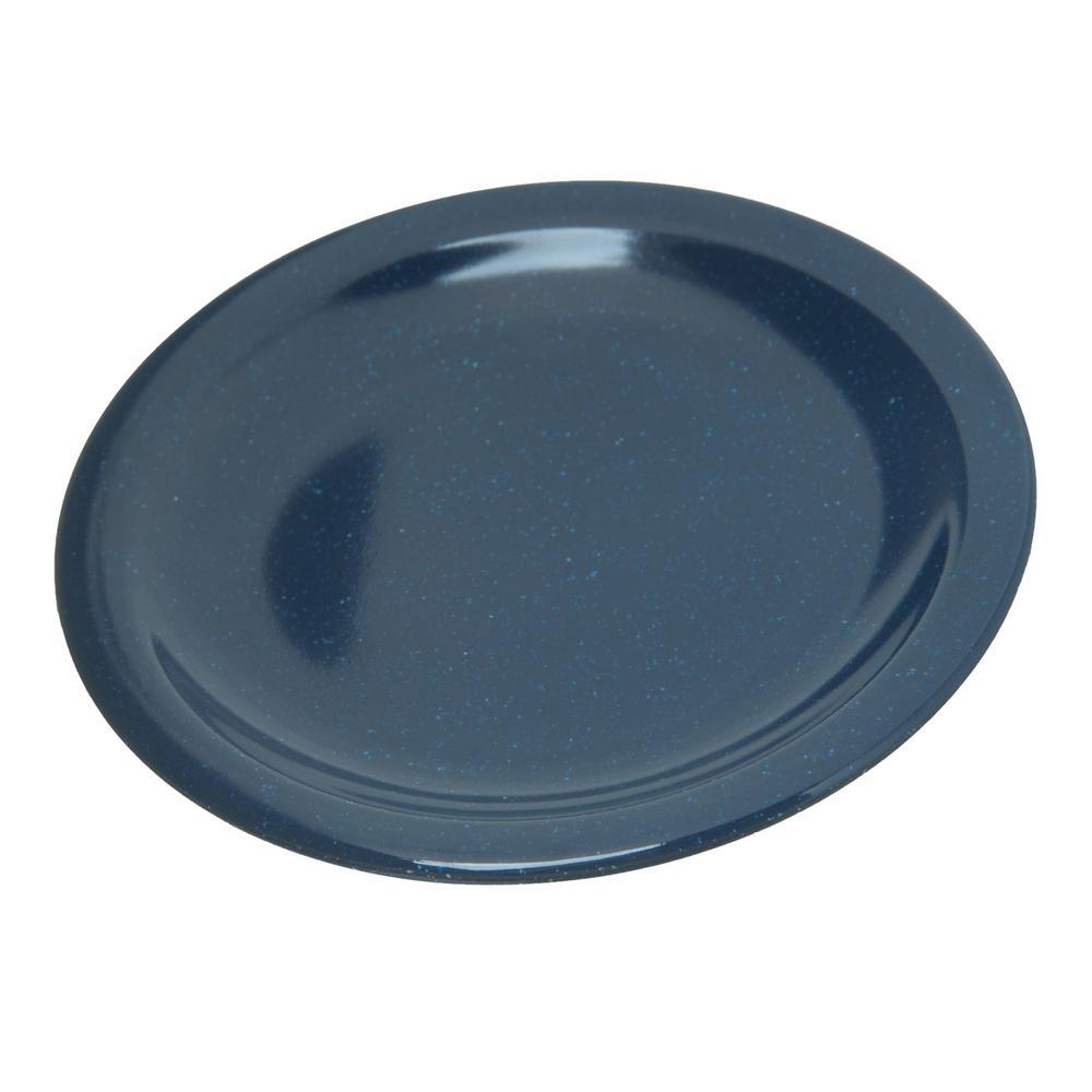 Carlisle Dallas Ware 9 in. Bone Melamine Dinner Plate (48-Pack) 43501