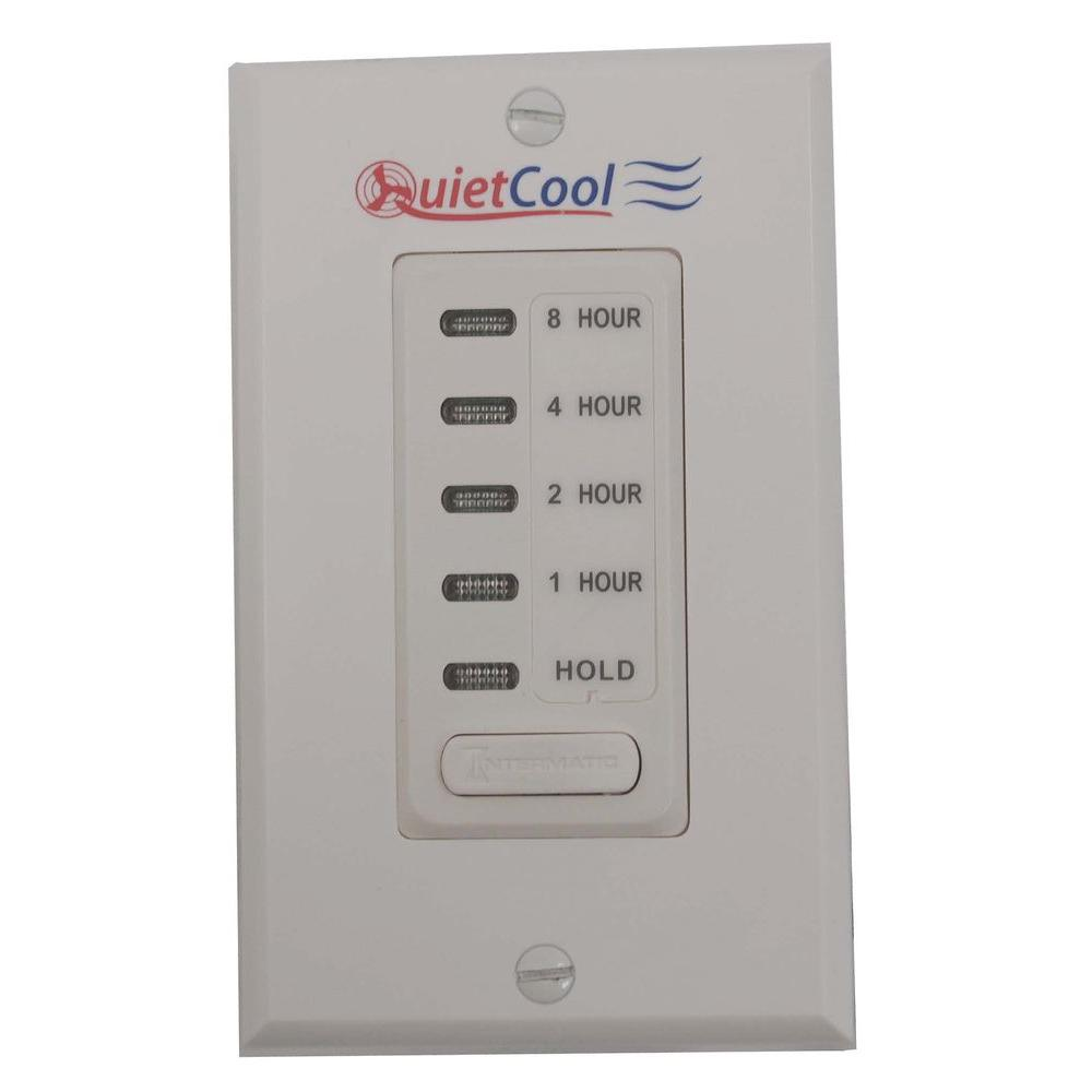 QuietCool 8 Hour Electronic Countdown Timer