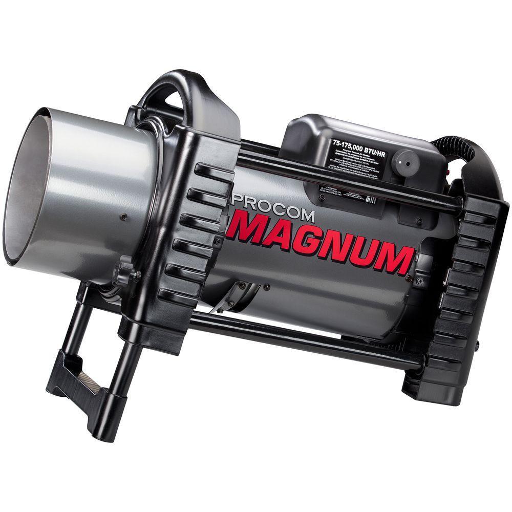 175000 BTU Portable Liquid Propane Forced Air Heater