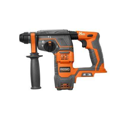 18-Volt X4 7/8 in. SDS+ Rotary Hammer Kit with 4.0Ah Battery and Charger
