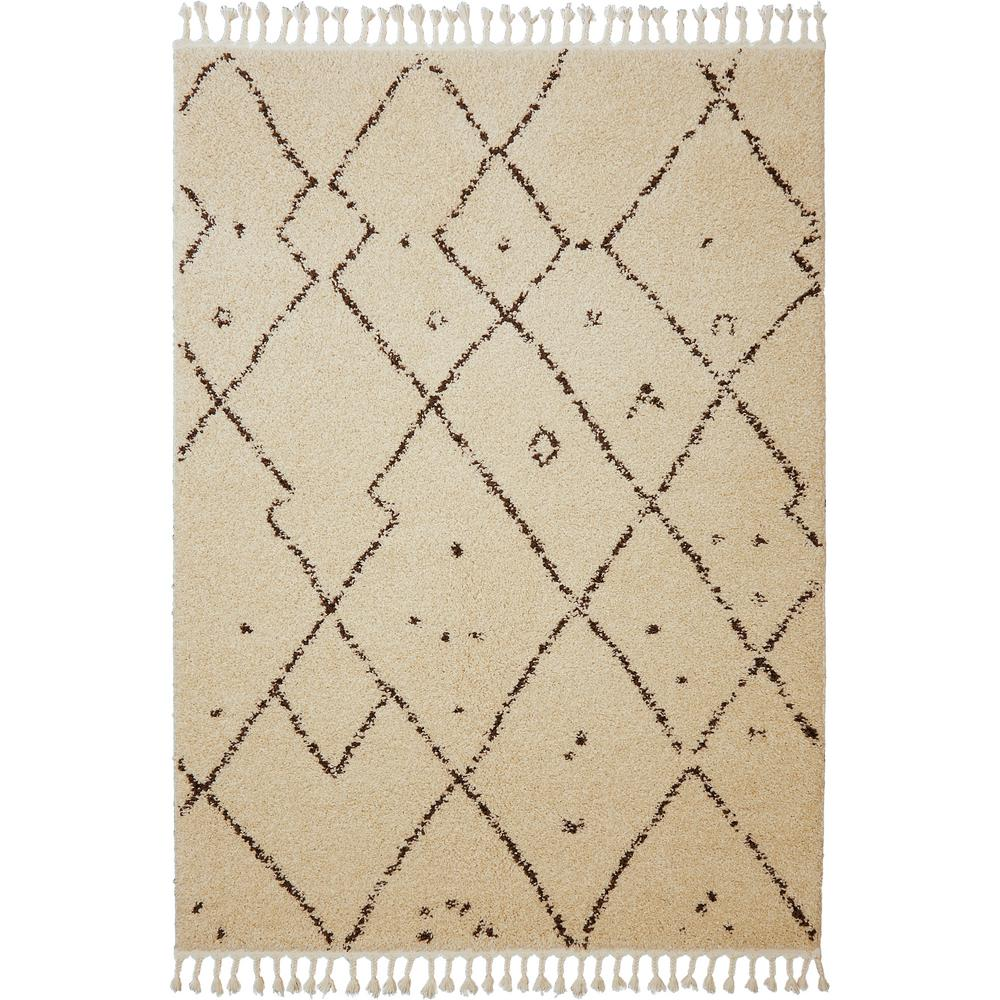 This Review Is From Nicole Miller Nepal Tara Ivory 7 Ft 10 In X 2 Indoor Area Rug