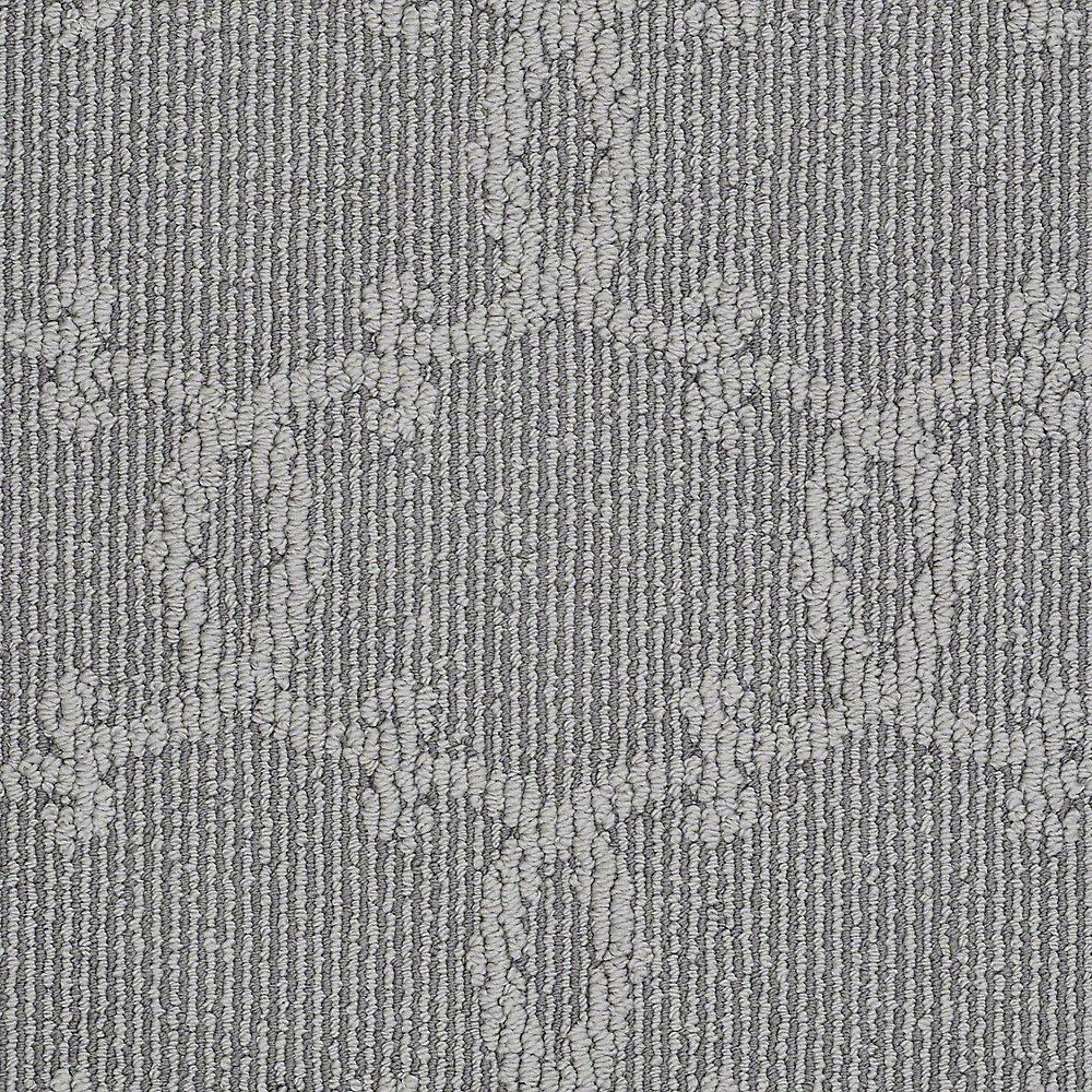 Carpet Sample - Manhattan - In Color Hammerhead 8 in. x 8 in.