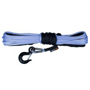 Rugged Ridge 1/4 inch x 50 ft. Synthetic Winch Line by Rugged Ridge