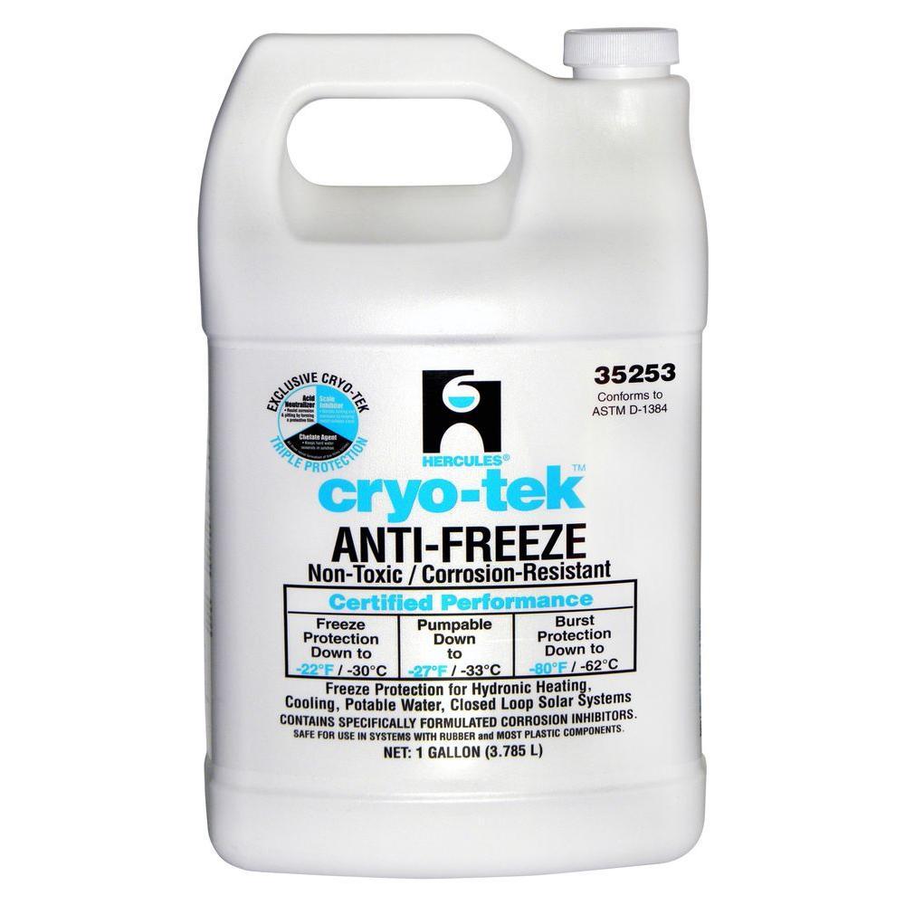 null Cryo-Tek 1 Gal. Antifreeze