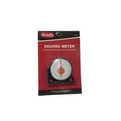 Degree Meter/Angle Finder Dial Level