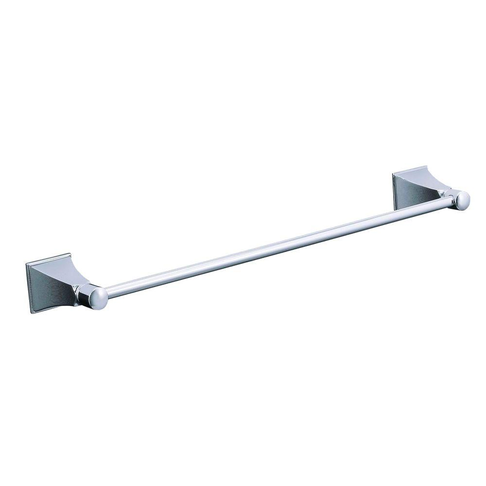 Memoirs Stately 18 in. Towel Bar in Polished Chrome