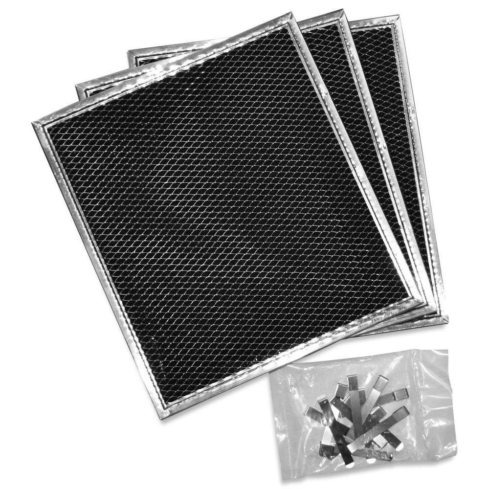 Kitchen Hood Filters ~ Charcoal filter kit w  the home depot