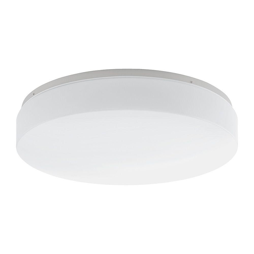 Beramo White Integrated LED Ceiling Light