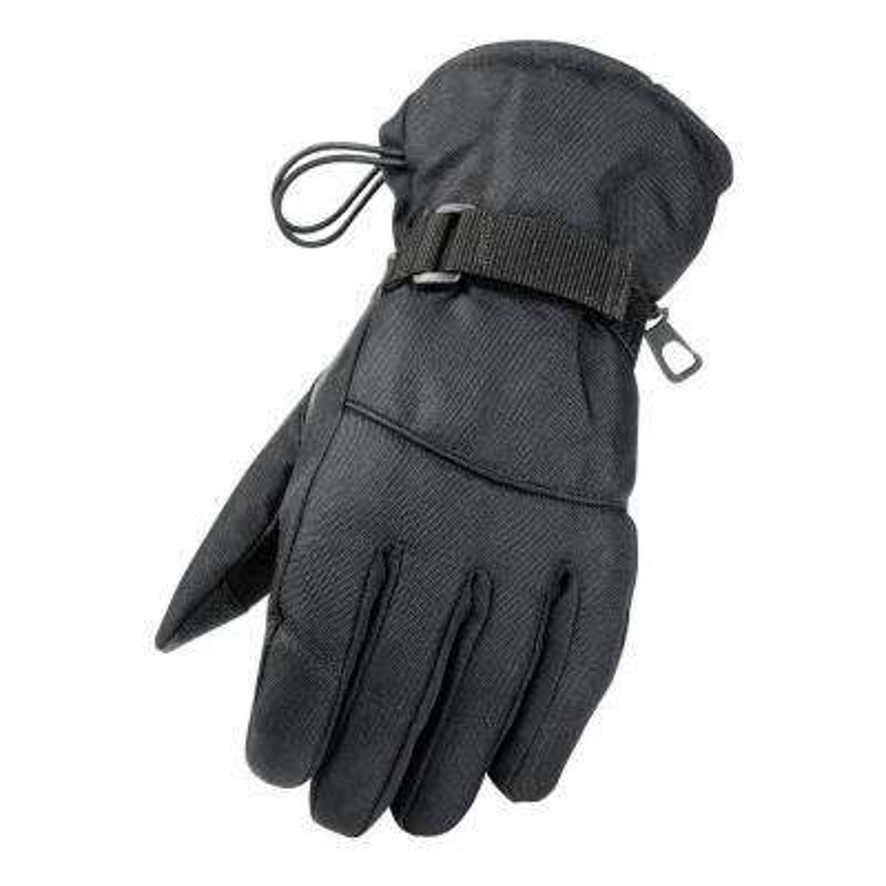 SX-3 Snow 2X-Large Black Glove