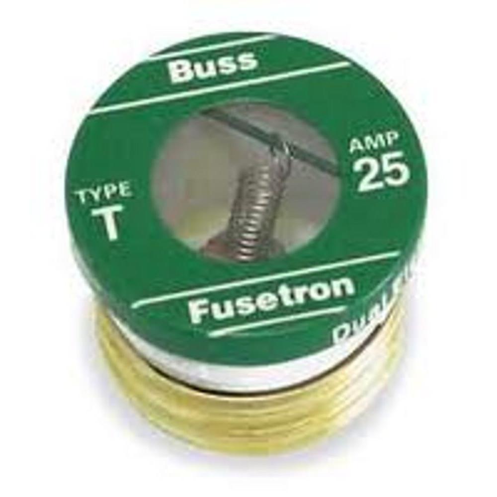 10 Amp T Style Plug Fuse (4-Pack)