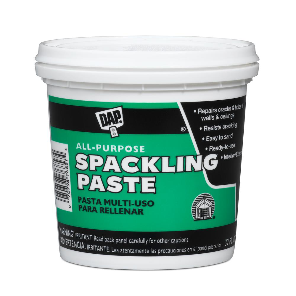 Phenopatch Spackling Paste 8 oz. White All-Purpose
