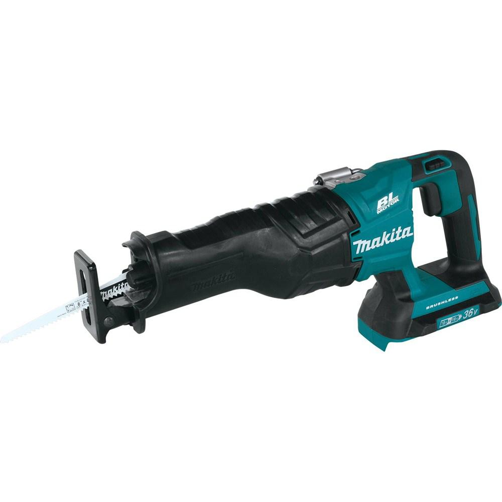 Makita 18-Volt X2 (36V) LXT Lithium-Ion Brushless Cordless Reciprocating Saw (Tool Only)