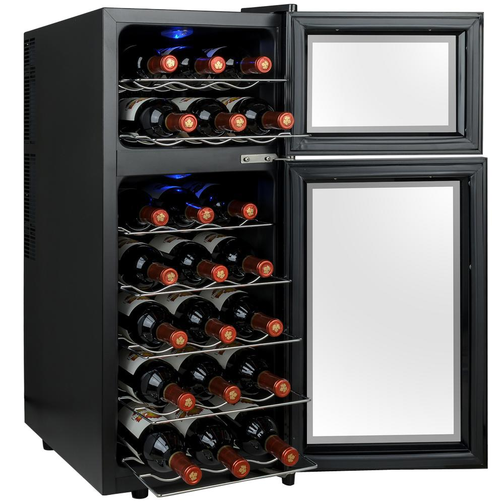 Quiet wine coolers home design for Decor wine cooler