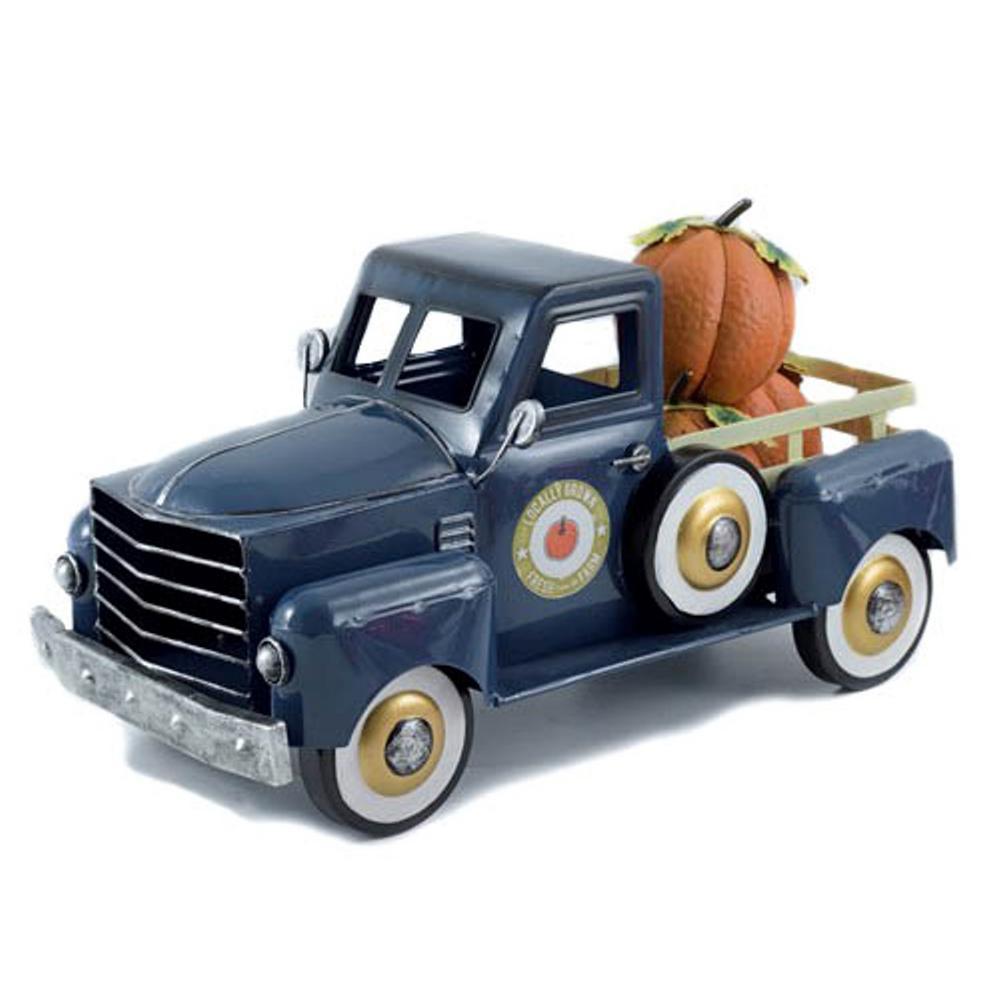 Blue Harvest Pumpkin Truck
