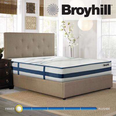 Natural Spring Sapphire 11 in. King Earl Firm Hybrid Mattress
