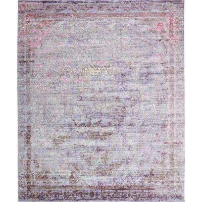 Aria Purple 13 ft. x 16 ft. 5 in. Area Rug