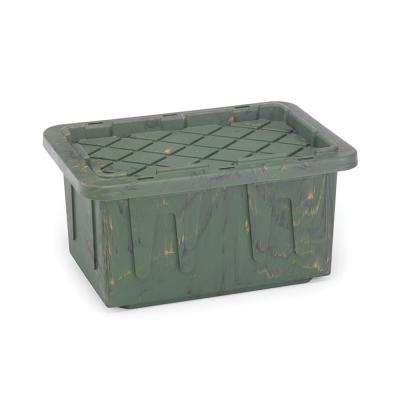 15-Gal. Storage Box Camo (Set of 6)