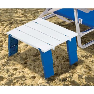 Personal Beach Plastic Outdoor Foldable Picnic Table