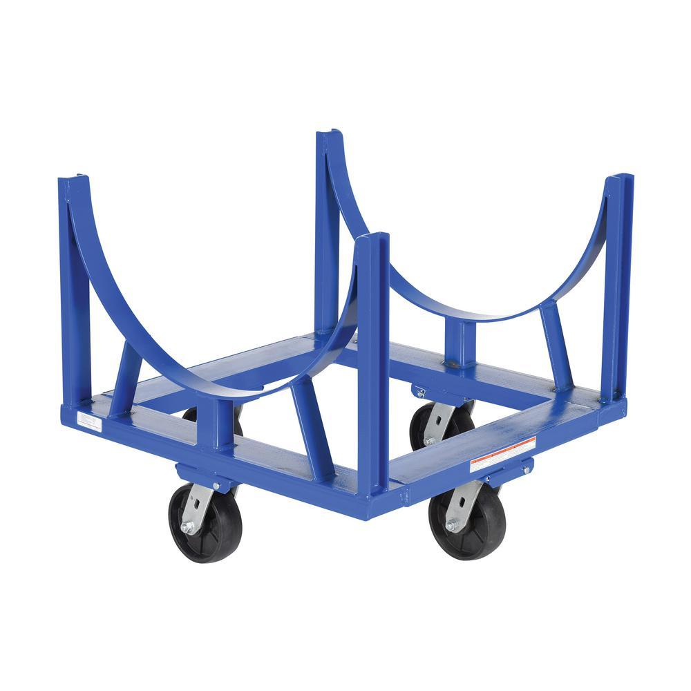 4,000 lb. 30 in. x 30 in. Heavy Duty Cradle Cart