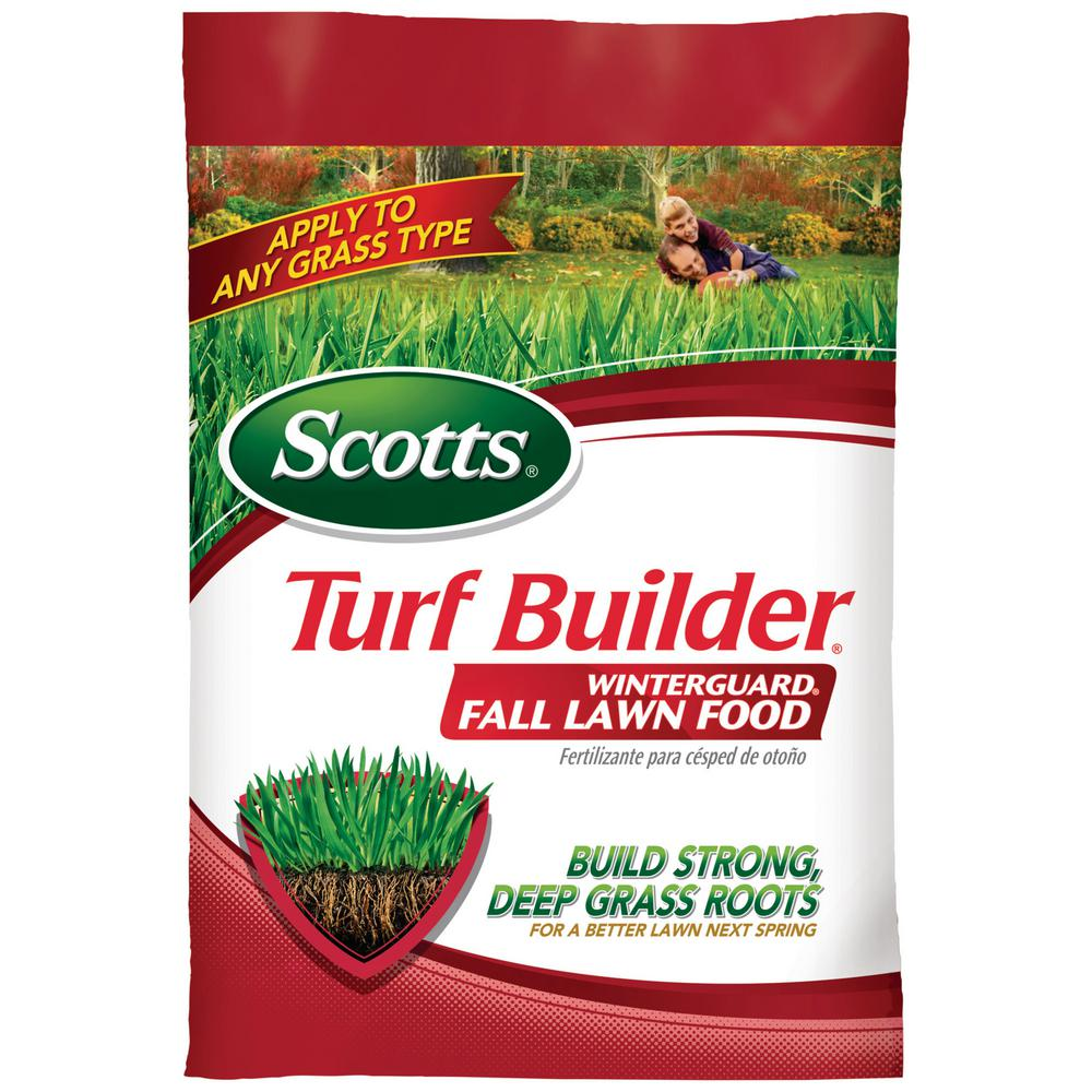 Scotts Scotts Turf Builder 42 lb. 15,000 sq. ft. WinterGuard Fall Lawn Fertilizer